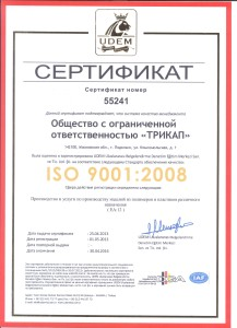 ISO 9001 2008 001