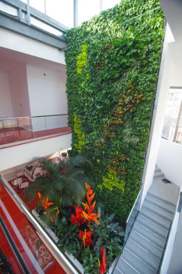 Почему оздоровительные сады вертикальные ?