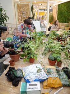 Практический семинар – Запуск «Зелёной мастерской» в коррекционных школах и колледжах садоводческого направления с коррекционными группами